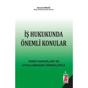 iş hukuku kitap kapağı