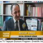 Ülke TV Yaşayan Ekonomi Programı: Emeklilik İntibakı